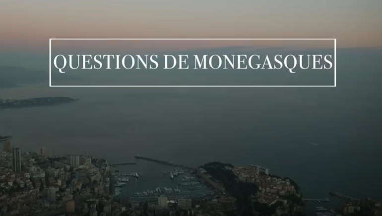 Questions de Monégasques